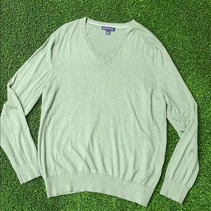 Banana Republic lightweight long sleeve sweater
